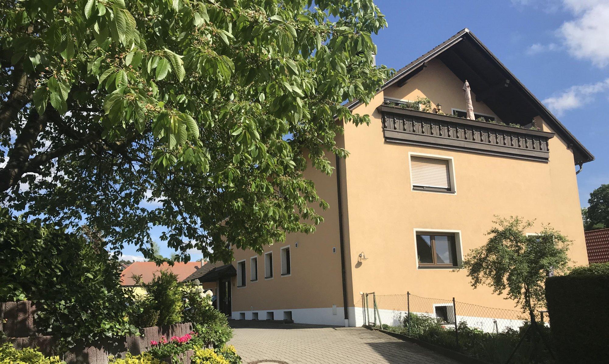 Ferienwohnung Raum Erlangen